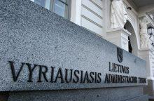 """Teismas nurodė poeto A. Mickevičiaus palikuonei išduoti pasą su """"w"""" pavardėje"""