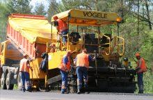 Kelio Vilnius–Utena rekonstrukcijos konkurse – 6 dalyviai
