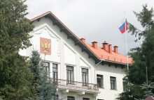 Rusų ambasada: naujas tyrimas dėl šnipinėjimo – antirusiška akcija