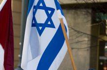 Lietuva sveikina Izraelį 70-ųjų nepriklausomybės metinių proga
