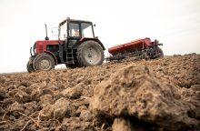 Seimas spręs, ką daryti su situacijos žemės ūkyje tyrimu