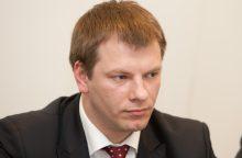 V. Šapoka: bankų sąjunga ir stabilumo mechanizmas – ES prioritetai