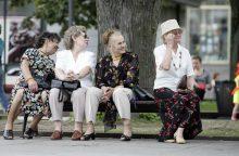 Senatvės kokybės reitingas: lenkiame Latviją, atsiliekame nuo Estijos