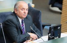 Inicijuoja Žemės ūkio rūmų auditą dėl neskaidrių finansų