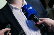 Naujas siūlymas: Valstybės kontrolė LRT finansus tikrintų kasmet