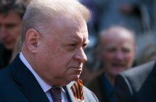 Dėl stringančios namų statybos Rusijos ambasadorius kaltina Vilniaus merą