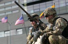 JAV karius aprūpinančioms įmonėms – PVM lengvatos?