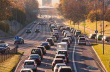 Ar Lietuvos vairuotojai išmoko spūstyse važiuoti atsakingiau?