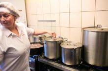 Ligoninių ir mokyklų virėjus mokys restoranų šefai