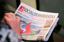 Socialdemokratų pasitraukimo scenarijus – neįtikėtinas?