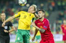 Tikslas – ištraukti Lietuvos futbolą iš prarajos