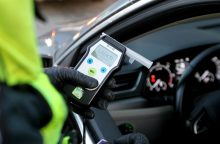 Pilietiškas klaipėdietis padėjo sulaikyti girtą vairuotoją