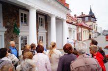 Važiuoji į istorinį Lietuvos miestelį, o patenki į štetlą