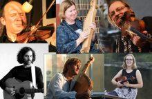 Muzikos mylėtojų laukia multikultūrinį skambesį dovanosiantis vakaras