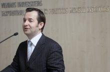 Mitinge dėl VU – reikalavimai atsistatydinti R. Vilpišauskui