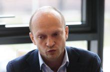 N. Mačiulis: prekybos kare Baltijos šalys turėtų atsipirkti tik nubrozdinimais