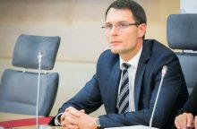 Naujasis teisingumo ministras: kalėjimų sistema pribrendo vadovų rotacijai