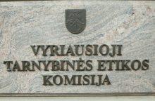 VTEK: Pagėgių tarybos narys K. Komskis pažeidė įstatymą