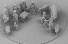 Popiežiui dovanota nanoprakartėlė – tik pradžia: kuria virtualų Vilnių