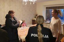 Po vaikų atėmimo dramos Kaune – signalas iš Šiaulių: tai institucinis smurtas