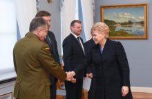 Valstybės gynimo taryba siūlo krašto apsaugai skirti papildomus 149 mln. eurų