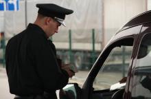 Baltarusis namo važiavo Rusijoje vogtu fordu