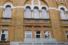 Respublikinė Vilniaus psichiatrijos ligoninė gerokai pakėlė medikams atlyginimus