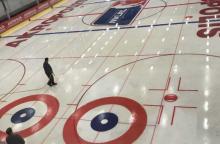 """Atsinaujino: Vilniaus """"Akropolio"""" arenoje blizga naujas ledas"""