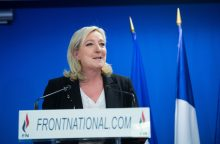 Prancūzijos teismas skyrė ultradešiniųjų lyderei psichiatrinę ekspertizę