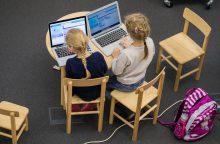 Į sostinės mokyklas internetu jau užsiregistravo 8 tūkst. moksleivių