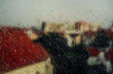 Orai nedžiugins: visą savaitę už lango – rudens dargana