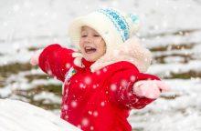 Orai: savaitgalį galime sulaukti rimtesnio sniego
