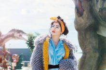 """Mados mugėje """"Fashion bazaar"""" – Lietuvos garsenybių kūriniai"""