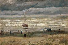 Italijoje surasti du prieš 14 metų pavogti V. van Gogho paveikslai