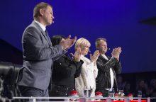 """Sugrįžusiuose """"Lietuvos talentuose"""" – teisėjų debiutas ir dalyvių ašaros"""