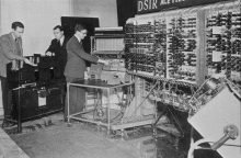 Tyrėjai atkūrė pirmąsias kompiuterio sugrotas melodijas