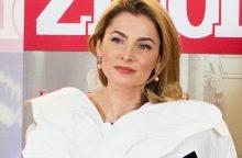 Linksmybių pasekmės: A. Jagelavičiūtė traukiasi iš M.A.M.A apdovanojimų