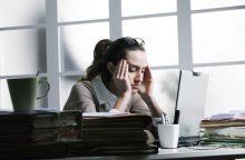 Kaip ištverti darbe po puikių atostogų?