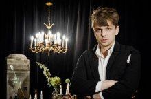 M. Nedzinskas: kodėl pramoginis žanras teatro aktoriui netinka?