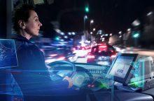 Išmanieji šviesoforai sankryžose praleidžia pagalbos tarnybas ir autobusus