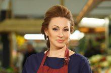 Fenomenali sėkmė: kaip namų šeimininkė tapo virtuvės šefe ir laidos vedėja