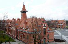 Klaipėdos universiteto miestelis - regionines svarbos projektas