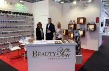 Kosmetikos parodoje - 9 įmonės iš Lietuvos