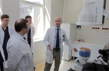 Kauno klinikose atidaryta naujoviška operacinė