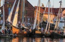 """""""Dangės flotilė"""": senieji lietuviški vardai ir vestuvės"""