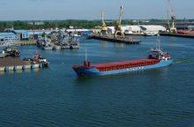Klaipėdos uostas pradeda ruoštis Malkų įlankos rekonstrukcijai