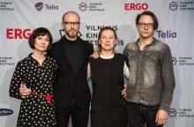 Paskelbė geriausius metų Lietuvos kino aktoriaus ir aktorės nominantus