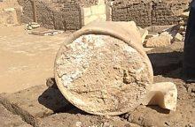 Per kasinėjimus Egipte rasta seniausių žinomų kieto sūrio liekanų