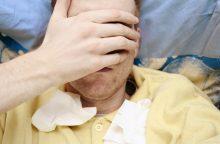 Sergamumas gripu Kauno apskrityje jau pasiekė epideminį lygį