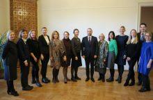 Metiniame kultūros atašė susitikime – dėmesys tarptautiniam bendradarbiavimui